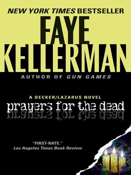 Title details for Prayers for the Dead by Faye Kellerman - Available