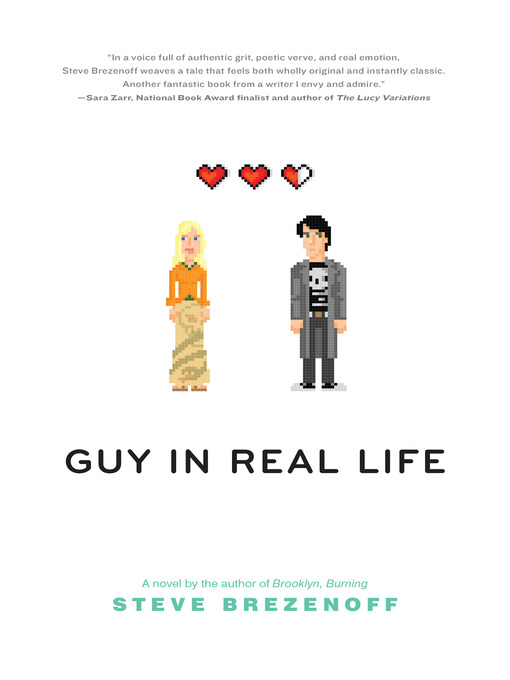 Title details for Guy in Real Life by Steve Brezenoff - Available