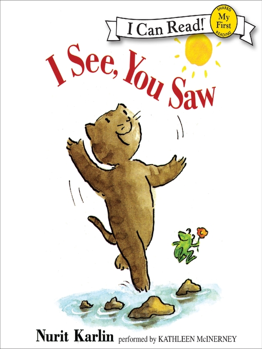 Title details for I See, You Saw by Nurit Karlin - Available