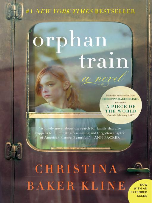 Title details for Orphan Train by Christina Baker Kline - Wait list