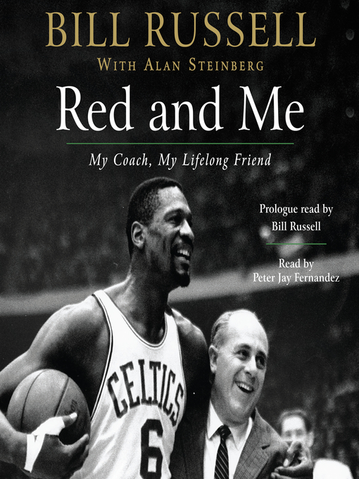 Title details for Red and Me by Bill Russell - Wait list