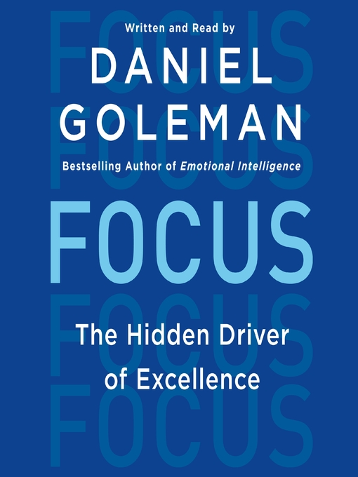 Title details for Focus by Daniel Goleman - Available