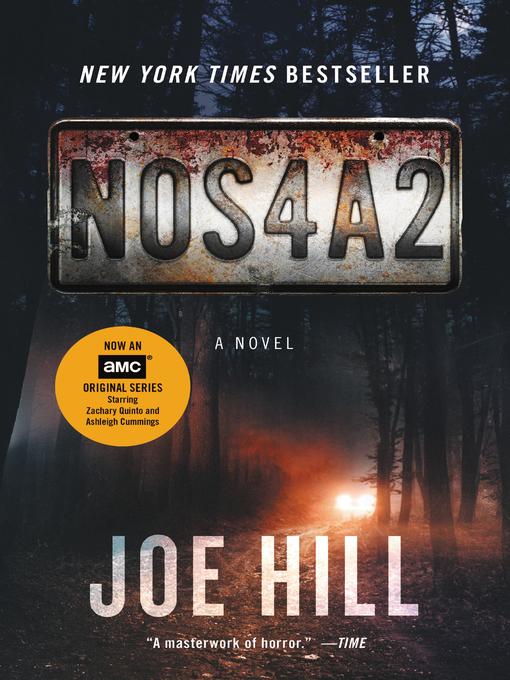 Title details for NOS4A2 by Joe Hill - Wait list