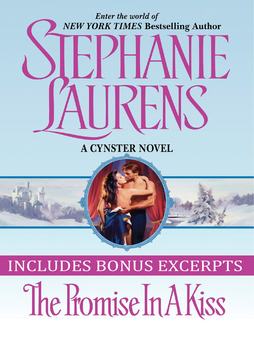 Title details for The Promise in a Kiss with Bonus Material by STEPHANIE LAURENS - Available