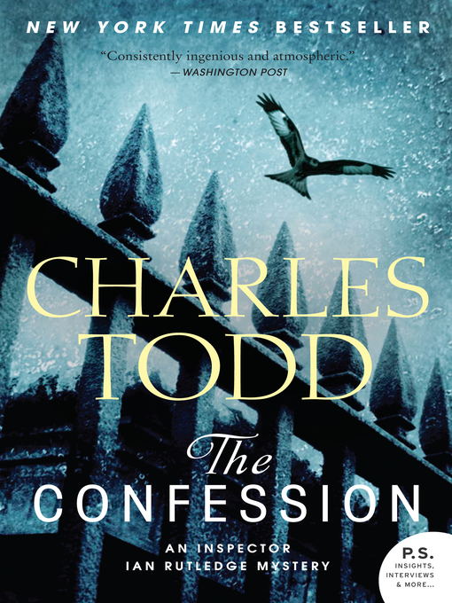 Title details for The Confession by Charles Todd - Wait list