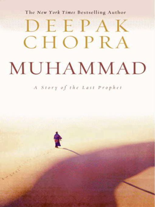 Title details for Muhammad by Deepak Chopra - Wait list