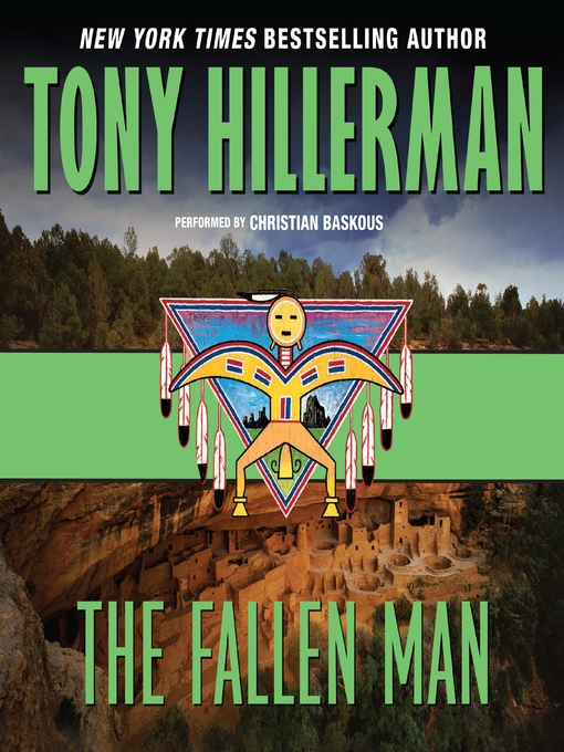 Title details for The Fallen Man by Tony Hillerman - Available