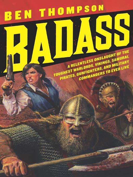 Title details for Badass by Ben Thompson - Wait list