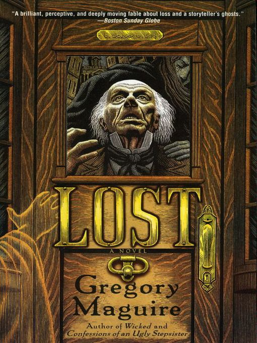 Title details for Lost by Gregory Maguire - Available