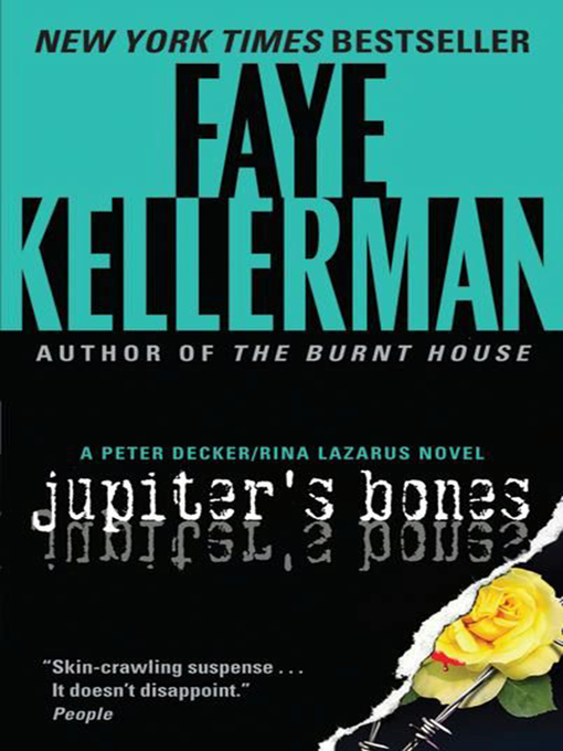 Title details for Jupiter's Bones by Faye Kellerman - Available