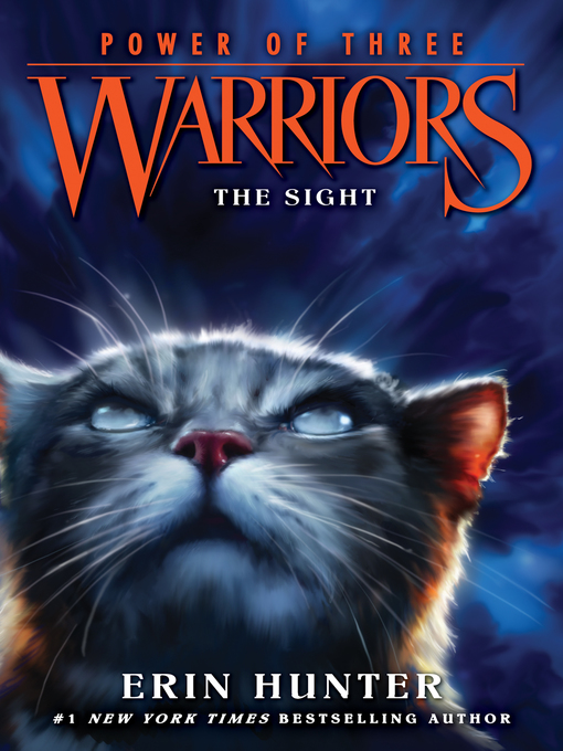 Title details for The Sight by Erin Hunter - Wait list