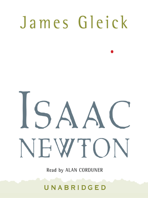Title details for Isaac Newton by James Gleick - Wait list