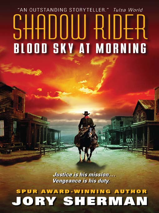 Title details for Blood Sky at Morning by Jory Sherman - Wait list