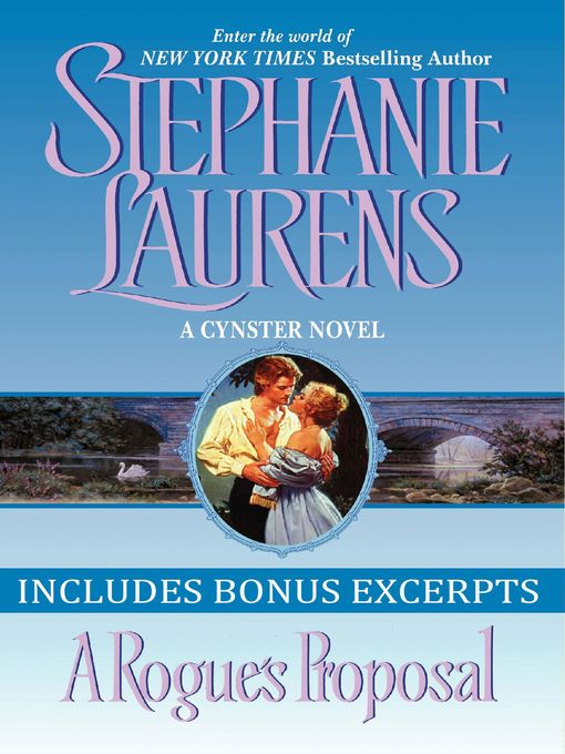 Title details for A Rogue's Proposal with Bonus Material by STEPHANIE LAURENS - Available