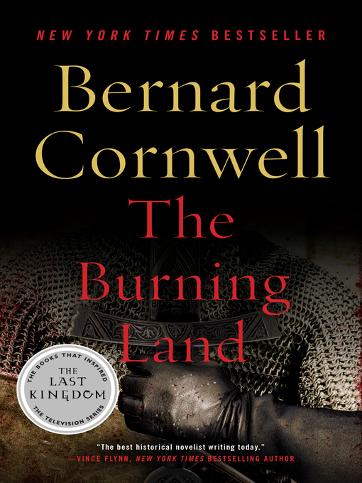 Title details for The Burning Land by Bernard Cornwell - Wait list