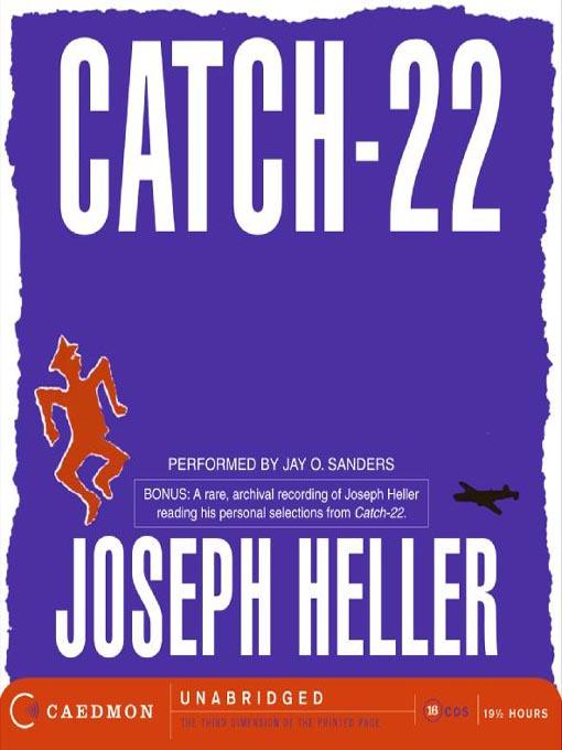 Title details for Catch-22 by Joseph Heller - Wait list