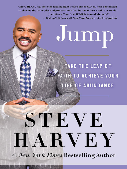 Title details for Jump by Steve Harvey - Wait list