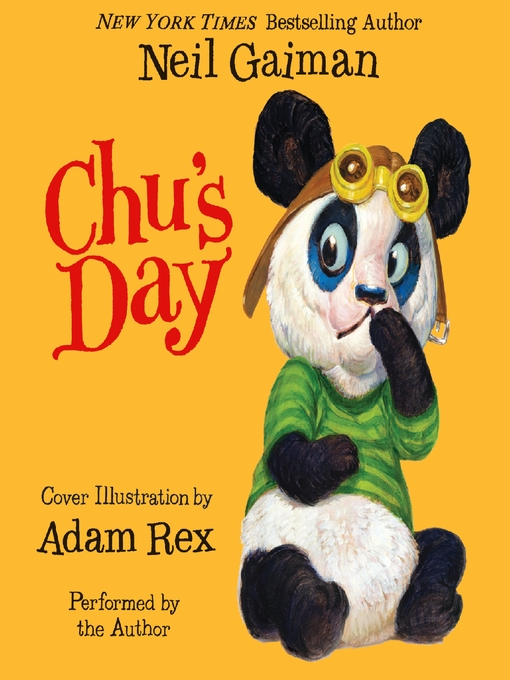 Title details for Chu's Day by Neil Gaiman - Wait list