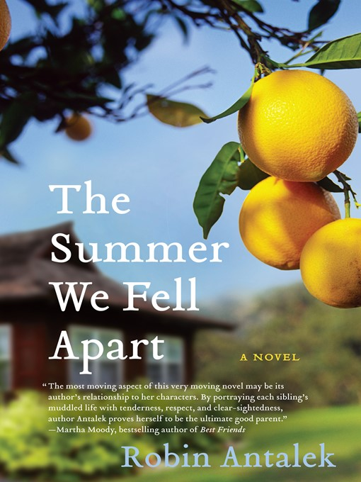 Title details for The Summer We Fell Apart by Robin Antalek - Available