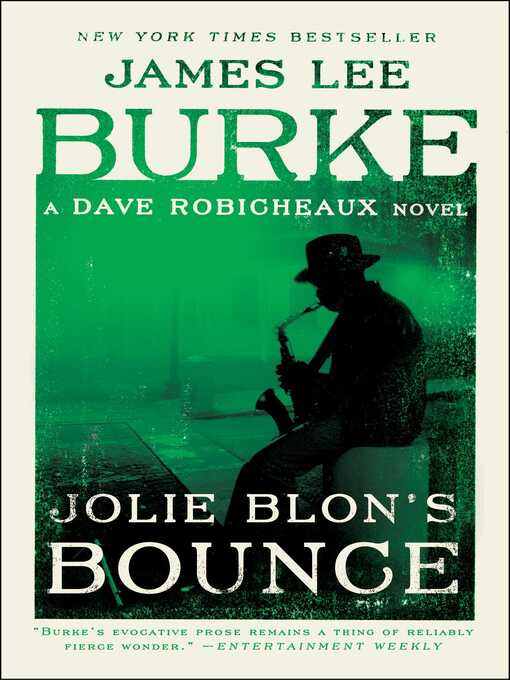 Title details for Jolie Blon's Bounce by James Lee Burke - Available