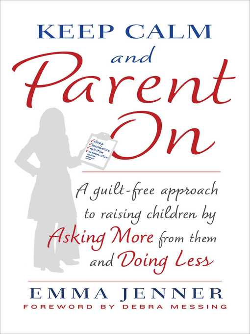 Title details for Keep Calm and Parent On by Emma Jenner - Wait list