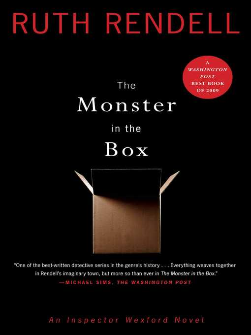 Title details for The Monster in the Box by Ruth Rendell - Wait list