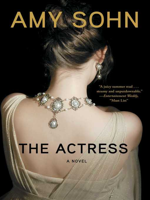 Title details for The Actress by Amy Sohn - Wait list
