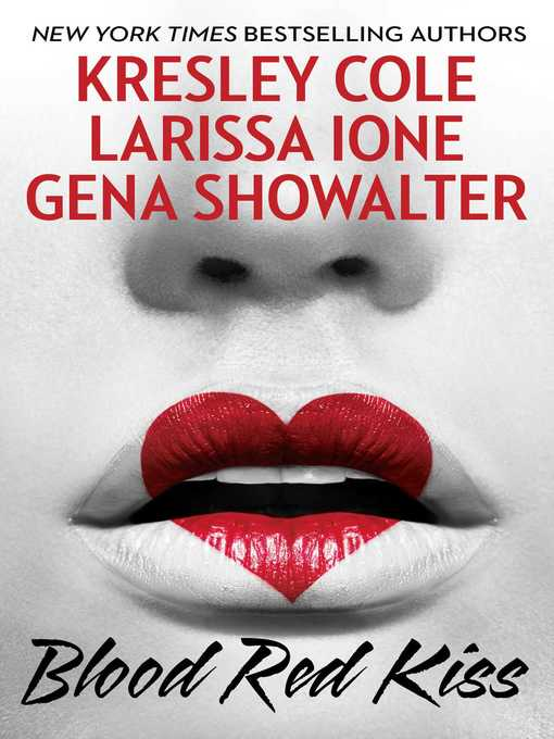 Title details for Blood Red Kiss by Kresley Cole - Available
