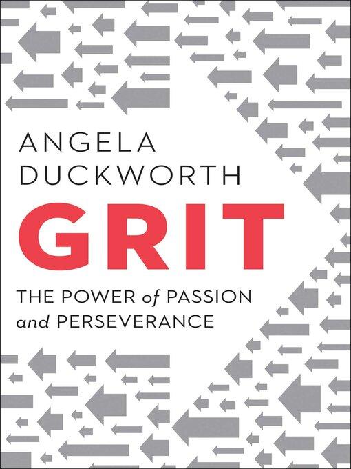 Title details for Grit by Angela Duckworth - Wait list