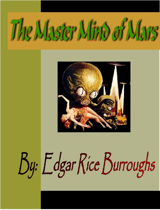 Title details for The Master Mind of Mars by Edgar Rice Burroughs - Available