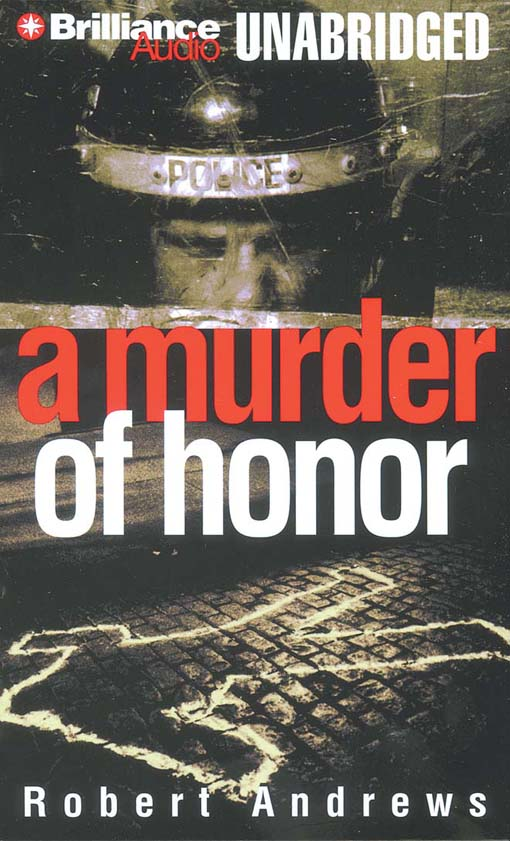 Title details for A Murder of Honor by Robert Andrews - Wait list