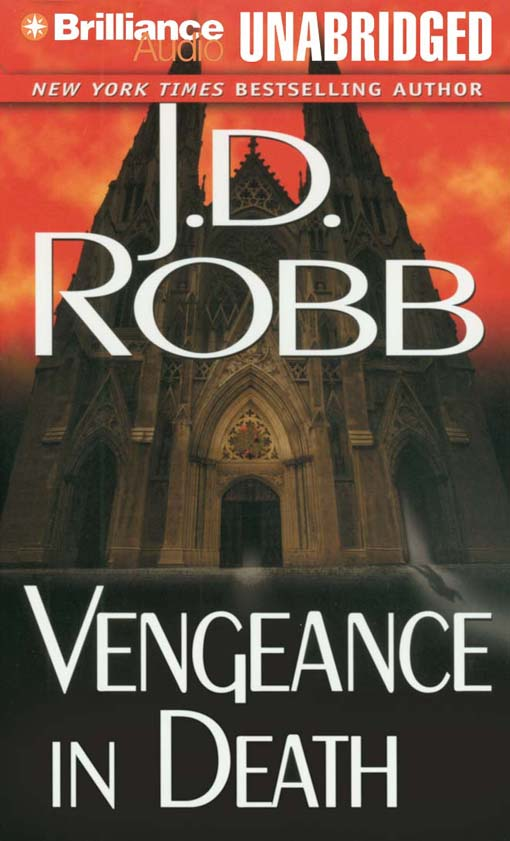 Title details for Vengeance in Death by J. D. Robb - Wait list