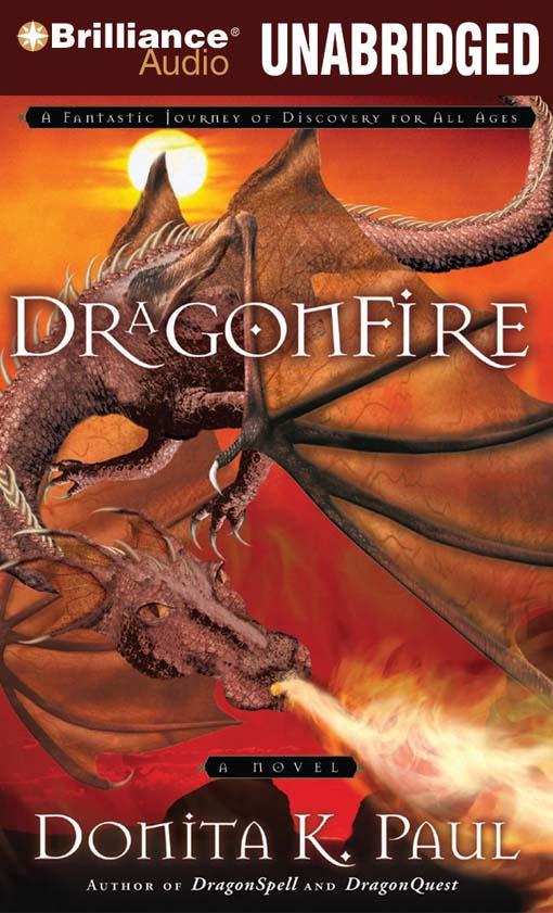 Title details for DragonFire by Donita K. Paul - Wait list