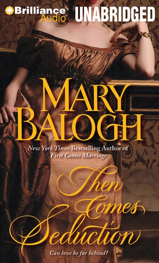 Title details for Then Comes Seduction by Mary Balogh - Wait list