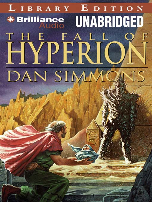 Title details for The Fall of Hyperion by Dan Simmons - Wait list