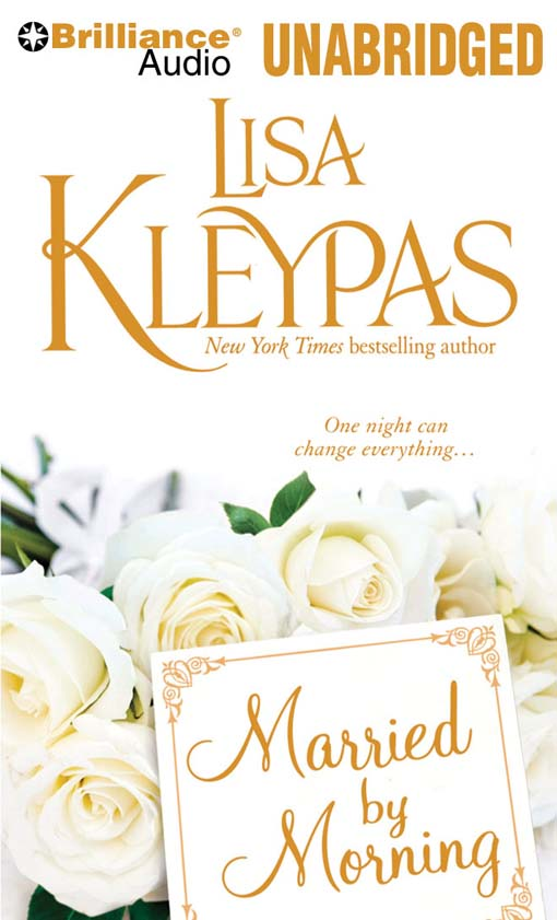 Title details for Married by Morning by Lisa Kleypas - Wait list