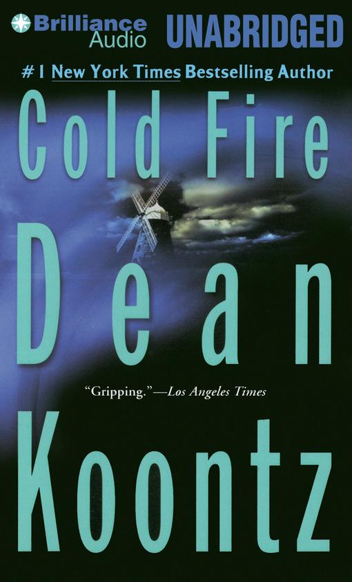 Title details for Cold Fire by Dean Koontz - Wait list