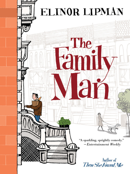 Title details for The Family Man by Elinor Lipman - Wait list