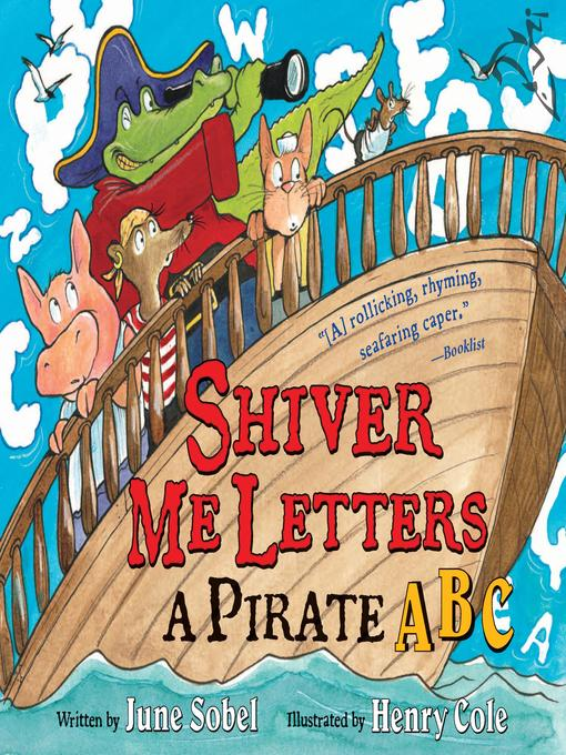 Title details for Shiver Me Letters by June Sobel - Available