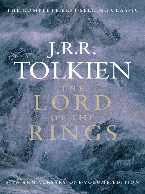 Title details for The Lord of the Rings by J.R.R. Tolkien - Available