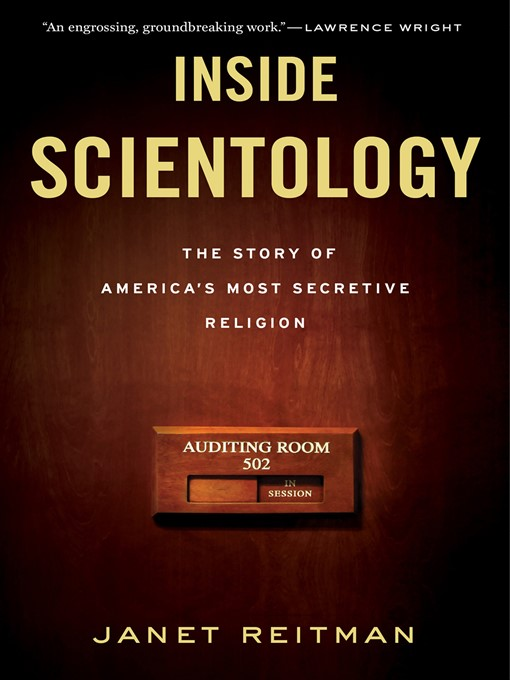 Title details for Inside Scientology by Janet Reitman - Available