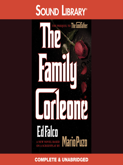 Title details for The Family Corleone by Ed Falco - Available