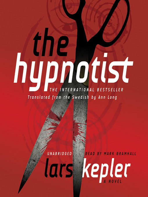 Title details for The Hypnotist by Lars Kepler - Wait list