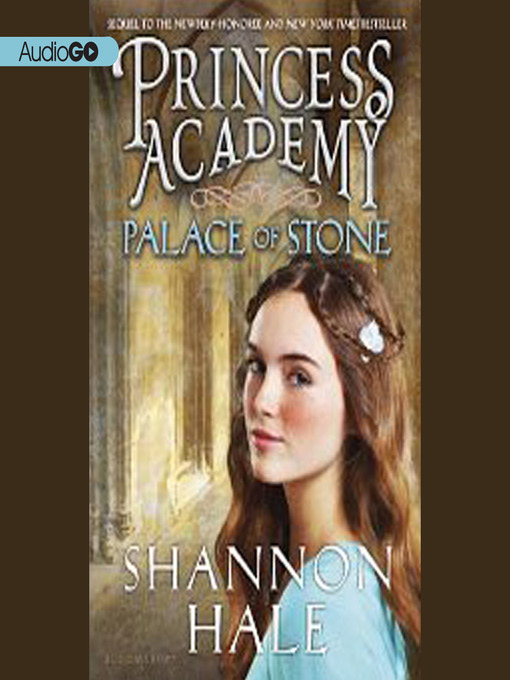 Title details for Palace of Stone by Shannon Hale - Wait list