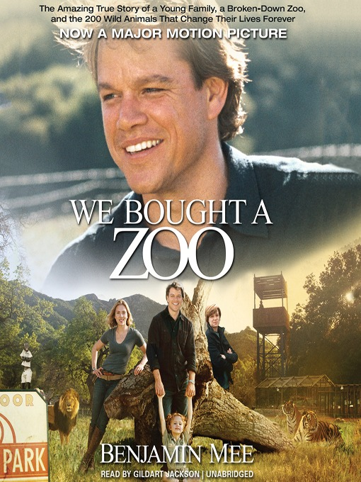 Title details for We Bought a Zoo by Benjamin Mee - Available
