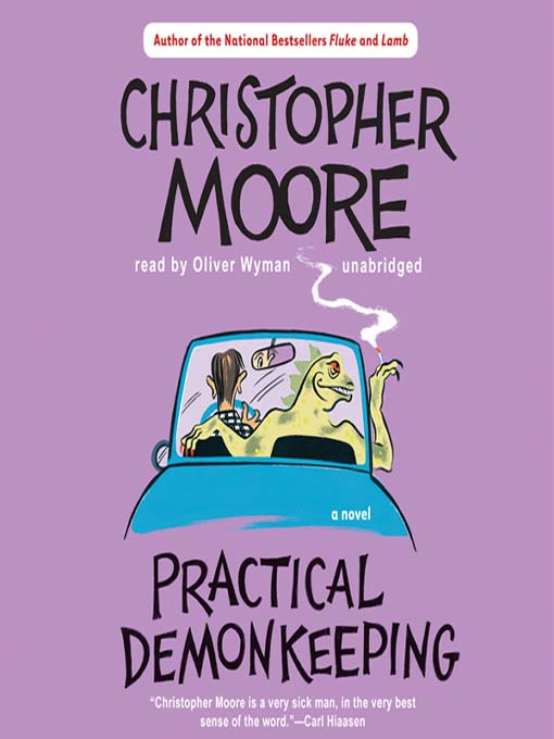 Title details for Practical Demonkeeping by Christopher Moore - Available