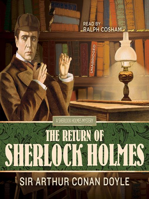 Title details for The Return of Sherlock Holmes by Sir Arthur Conan Doyle - Wait list