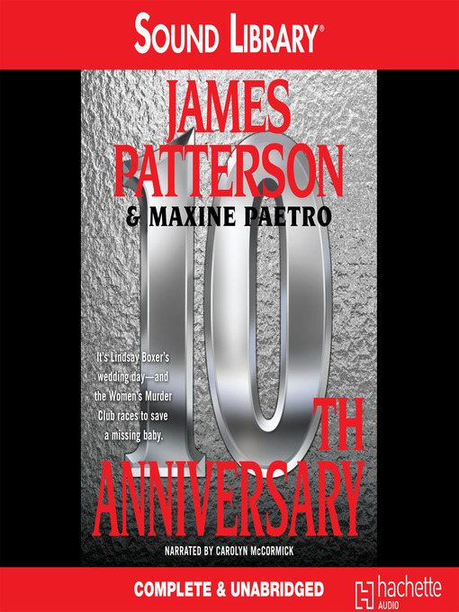 Title details for 10th Anniversary by James Patterson - Available