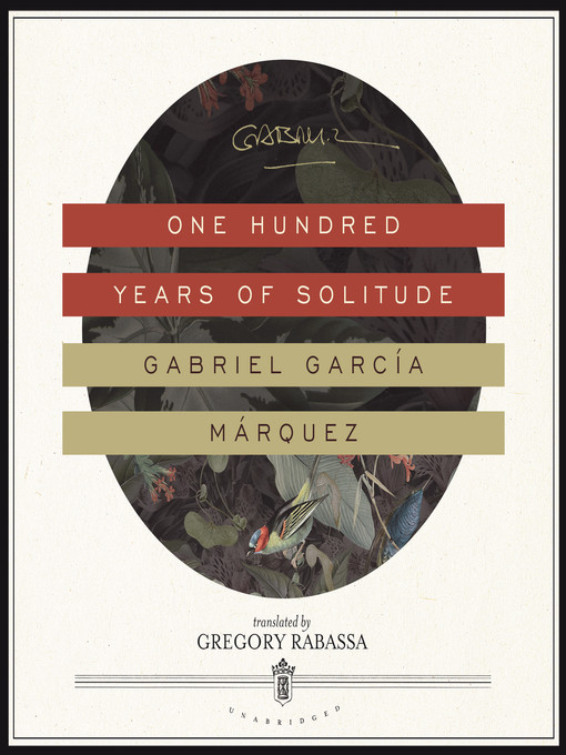 Title details for One Hundred Years of Solitude by Gabriel García Márquez - Available