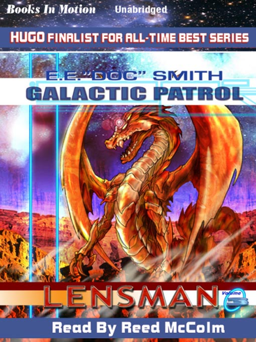 """Title details for Galactic Patrol by E.E. """"Doc"""" Smith - Available"""
